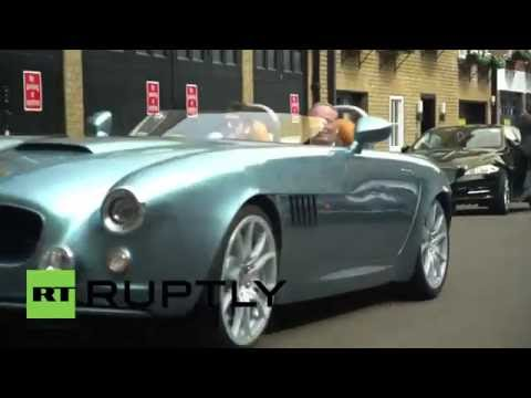 UK: Bristol Bullet unveils new speedster to mark firm's 70th anniversary