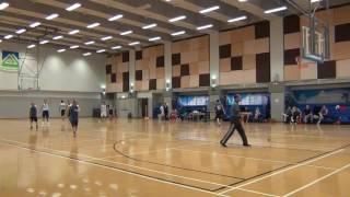 教育局籃球賽 2016 體動之友 對 維官邀請賽 1
