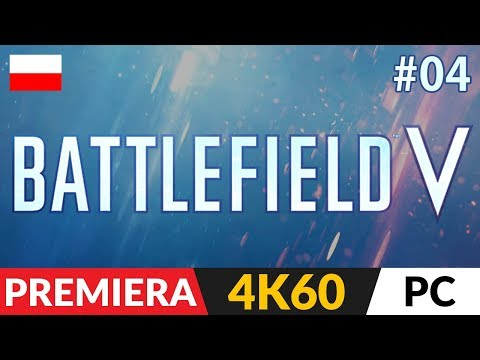 Battlefield V PL ? odc.4 (#4) ? Kampania - Roz.2 Ciężka woda | BF5 Gameplay po polsku 4K Ultra thumbnail