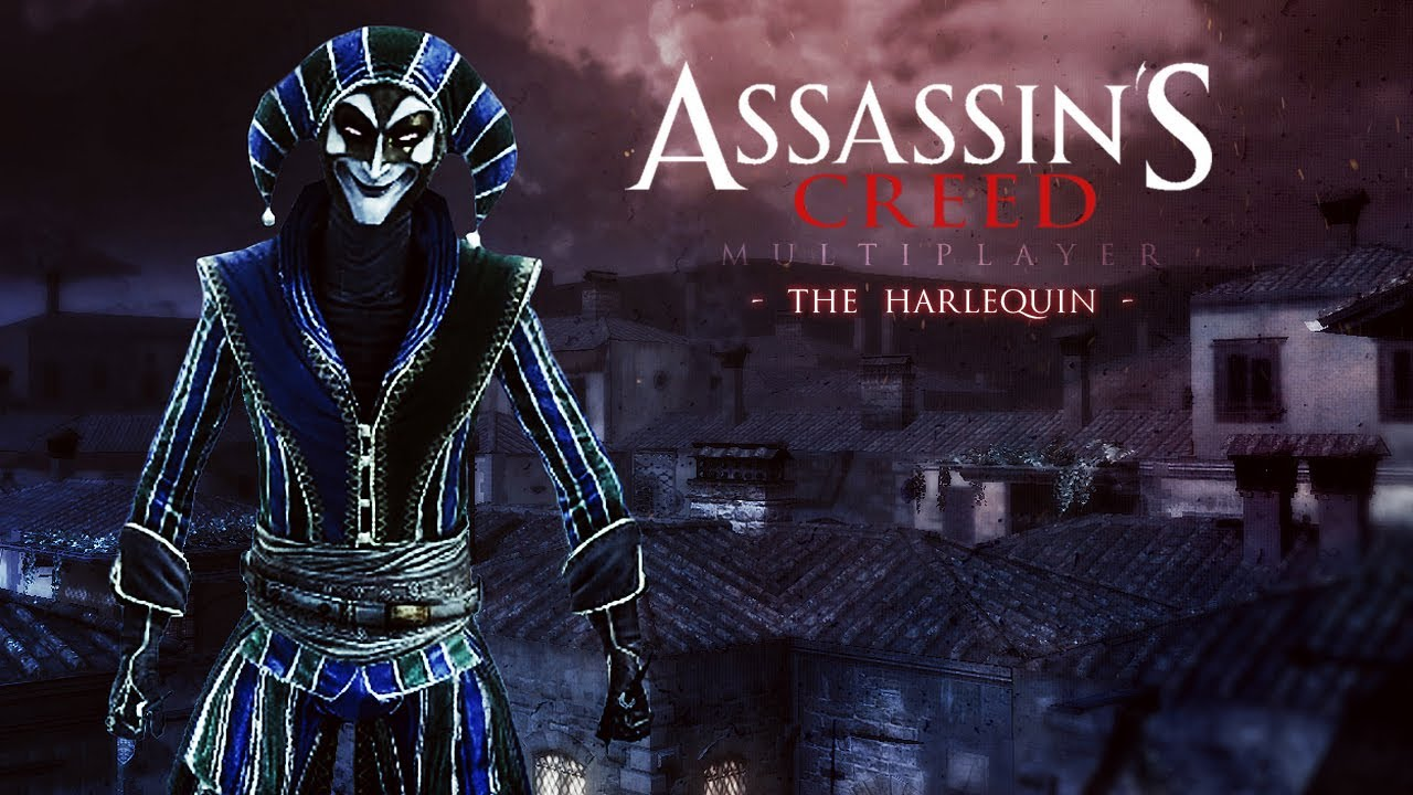 Assassin S Creed Multiplayer Wallpaper The Harlequin Youtube
