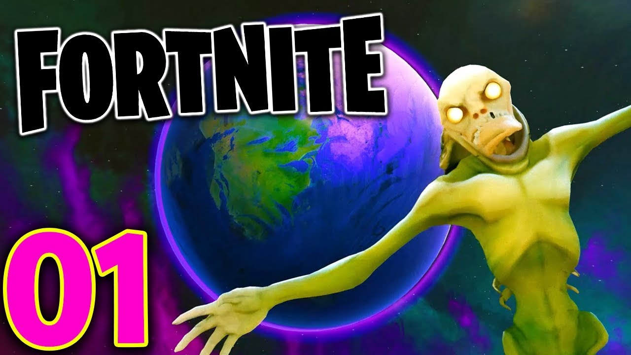 The Zombies Are Coming Fortnite Save The World Part 1 Youtube