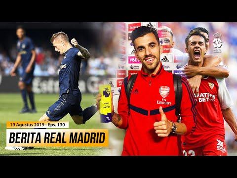 Real Madrid Pimpin Klasemen Sementara Laliga ● Penampilan Impresif Dani Ceballos Dan Sergio Reguilon