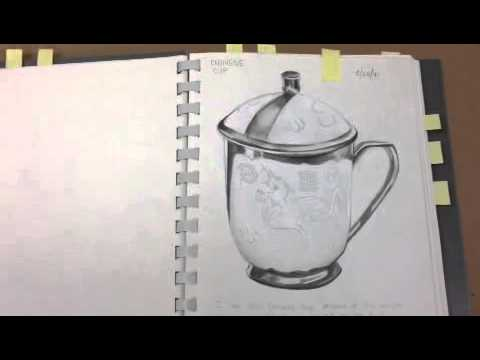Gloria Rabinowitz S Drawing Sketchbook For High School Students