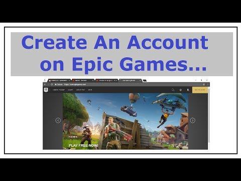 Free Epic Games Account Doovi