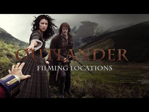 Top Outlander locations you can actually visit