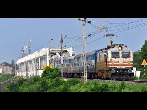 VADODARA to UJJAIN : A Complete Train Journey (Indian Railways)