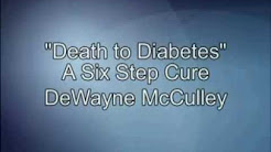 hqdefault - Dewayne Mcculley Death To Diabetes