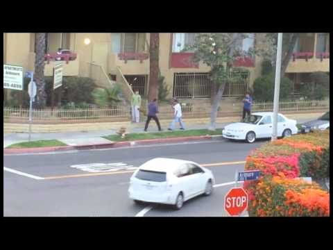 Road Rage Erupts Into Violence