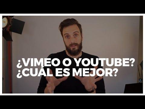 ¿Vimeo O Youtube? - Pepe Romera
