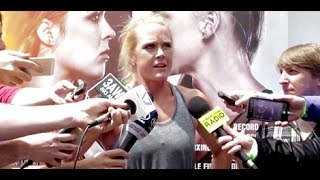 Holly Holm Envisions a Grueling Battle to Take Ronda Rousey
