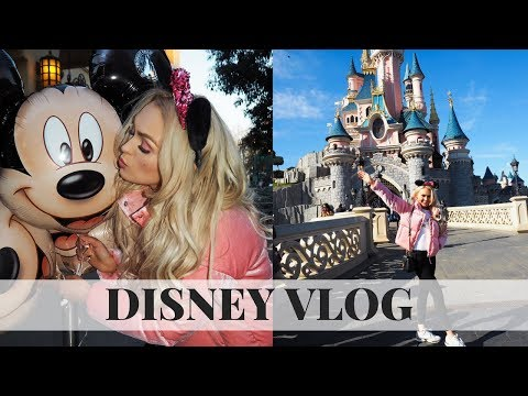 Disney Vlog 2018 // Disney Land Paris Vlog //