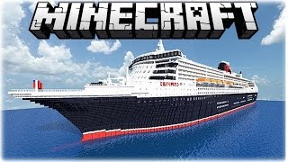 Top 5 MASSIVE Minecraft Ships 1.8.1 (December 2014)