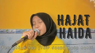 Download lagu HAJAT | Haida (Cover by Damia)