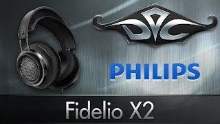 Philips Fidelio X2. Браво, Philips!