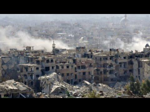 سوريا: قصف عنيف على مخيم اليرموك وأحياء جنوب دمشق