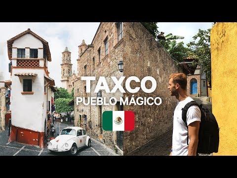 MÉXICO MÁGICO: TAXCO, LA CIUDAD DE PLATA (4K) | enriquealex