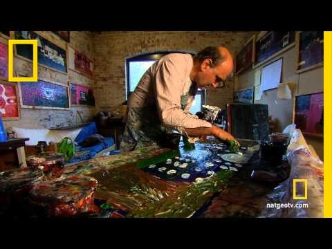 Autistic Artist | Taboo: Strange Behavior