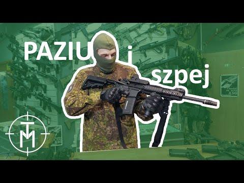 P.A.Z.I.U. TAKTYCZNY I JEGO SZPEJ - TANIEMILITARIA.PL