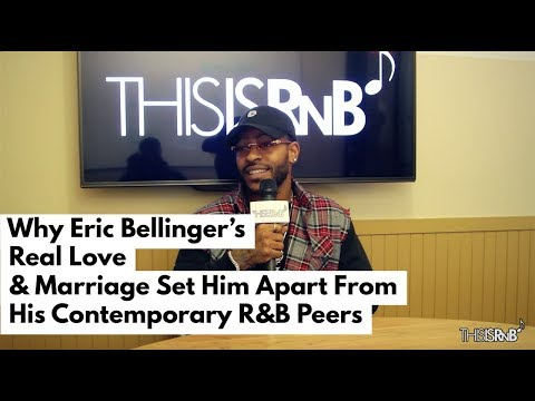 Eric Bellinger Gets Honest About Marriage to La'Myia Good