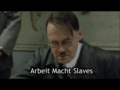 Hitler reacts - The Zeitgeist Movement & The Venus Project