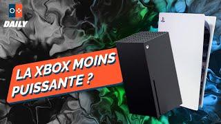 LA XBOX SERIES X MOINS PUISSANTE QUE LA PS5 ? - JVCom Daily