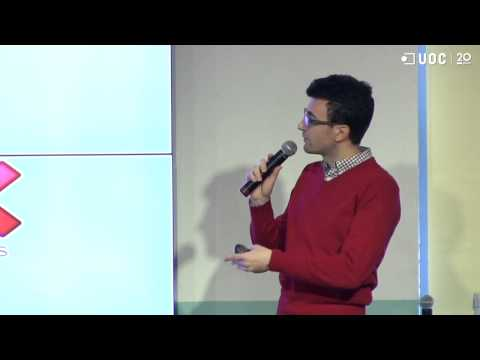 UOC Research Showcase 2015 - David Bañeres
