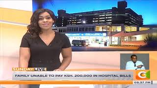 Family in distress over body detained at KNH