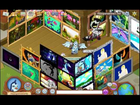 how to make masterpieces in animal jam