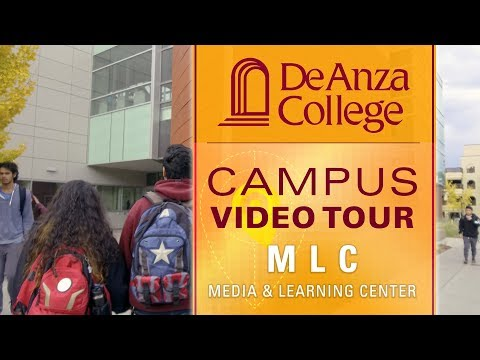 Campus Tour - Media & Learning Center  | De Anza College