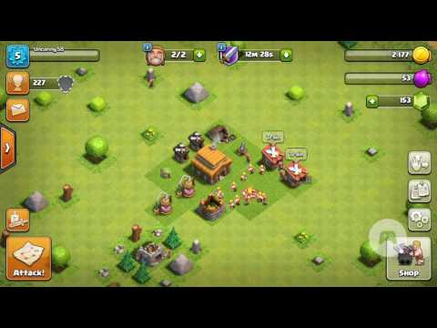 Xbox360/Xbox1/Ps3/Ps4/Pc | Clash of Clans | Early Access Gameplay