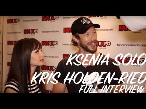 Ksenia Solo & Kris HoldenReid