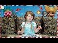 Живая ИГРУШКА в РЕАЛЬНОЙ ЖИЗНИ НАКАЗАЛА Дашу ЧТО ПРИДУМАЛА Мерика НЕ ПОДЕЛИЛИ игрушки Kids Children mp3