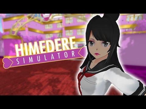 LA REINE DE L'ECOLE, HIMEDERE ! - Yandere Simulator Mod FR #37