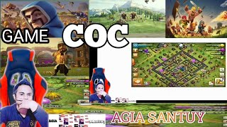 COC,MAIN GAME ONLINE CLASH OF CLANS.