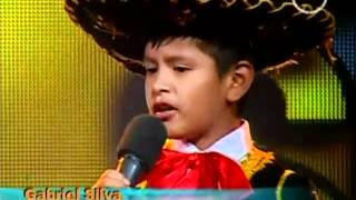 Niño Mariachi Hace Llorar a Maricarmen Marin - Yo soy [ 2 da Temporada ]