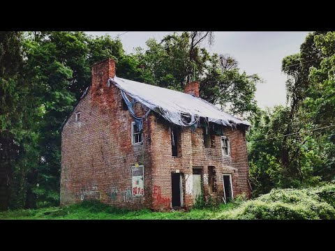 Early 1820s Abandoned Home & Return to The Huge Abandoned Mansion Update*