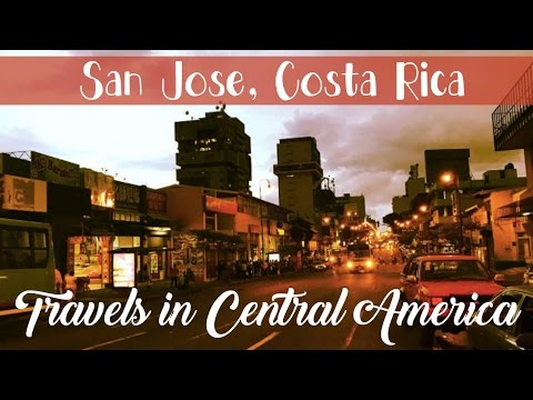 San Jose, Costa Rica - Central / Downtown City Tour