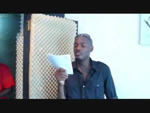 STUDIO SESSION WITH 2 FACE, D-BLACK & BLACK PROPHET