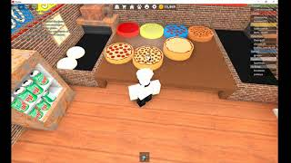 Heavy plays ROBLOX Part 5 (Work at the Pizza Place)