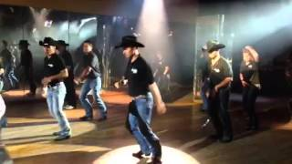 Mexican Line Dance
