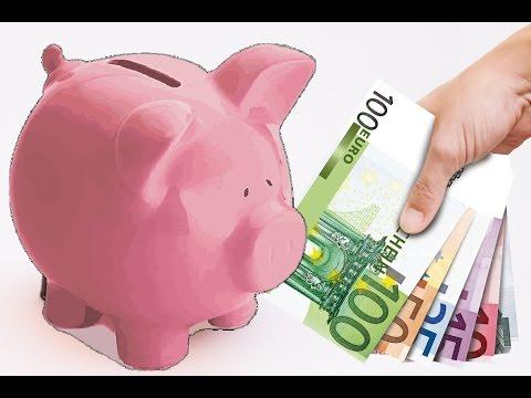 Geld sparen im Haushalt – Kleine Spartipps mit großer Wirkung !