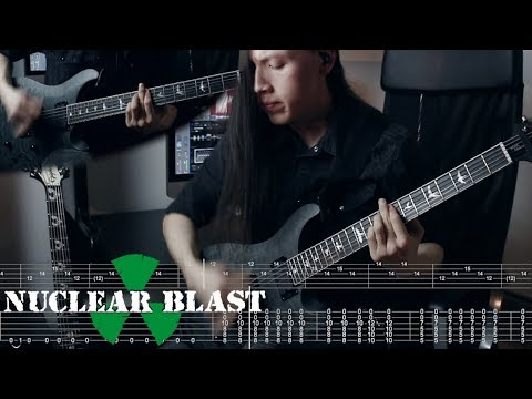 FOREVER STILL - 'Survive' Guitar Playthrough (OFFICIAL)