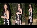 Katrina Kaif Hot At Shahid Kapoor's Birthday Party 2017
