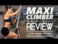 default - Fitnessclub Vertical Climber Exercise Climbing Machine Home Gym Equipment Stepper Cardio Fitness Total Body Workout Fitness Climber