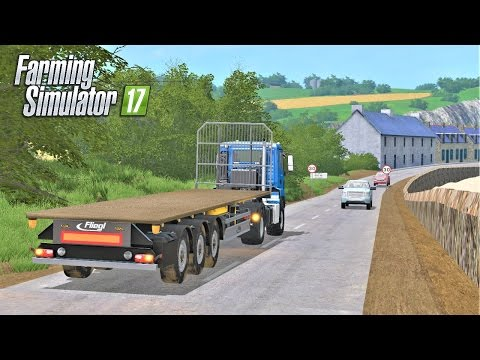Farming Simulator 2017 | SELLING BALES @ BGA 🤑| Sandy Bay | Episode 19