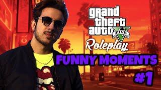 GTA RP FUNNY MOMENTS!!! #1