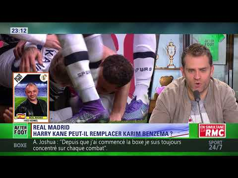 After Foot du jeudi 26/10 – Partie 4/6 - Harry Kane va-t-il remplacer Karim Benzema ?
