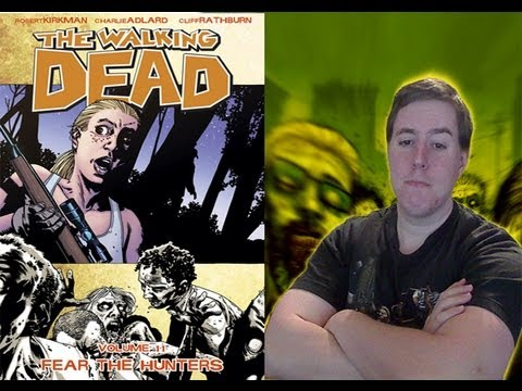 The Walking Dead 11 Fear the Hunters - Trade Paper Back Video Review Summary