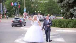 Свадьба в Дзержинске (Свадебный клип) +7-910-385-0-295