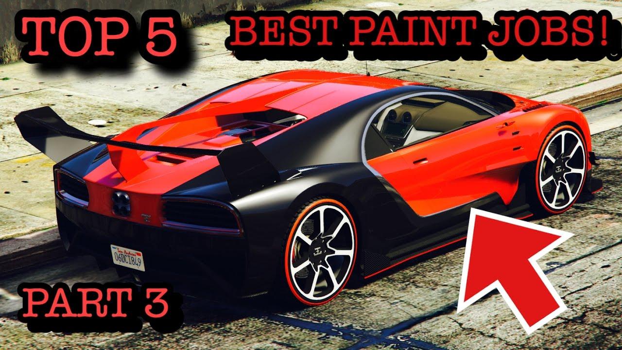 Itali Gtb Paint Jobs